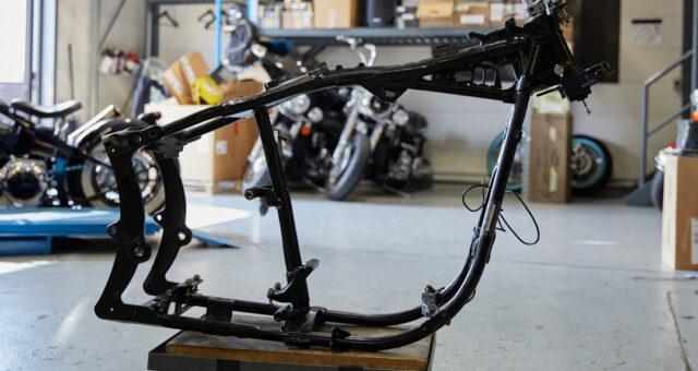My Harley-Davidson customising project